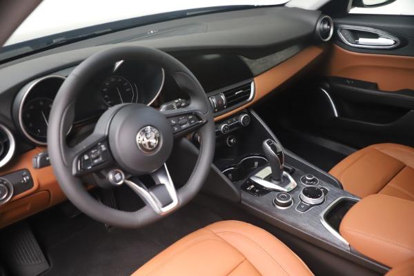 New 2021 Alfa Romeo Giulia Q4 for sale Call for price at Maserati of Westport in Westport CT 06880 13