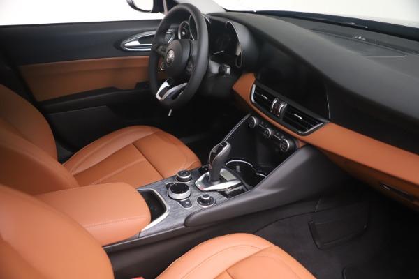 New 2021 Alfa Romeo Giulia Q4 for sale Call for price at Maserati of Westport in Westport CT 06880 18
