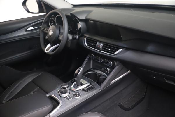 New 2021 Alfa Romeo Stelvio Q4 for sale $49,945 at Maserati of Westport in Westport CT 06880 16