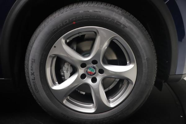 New 2021 Alfa Romeo Stelvio Q4 for sale $49,945 at Maserati of Westport in Westport CT 06880 17