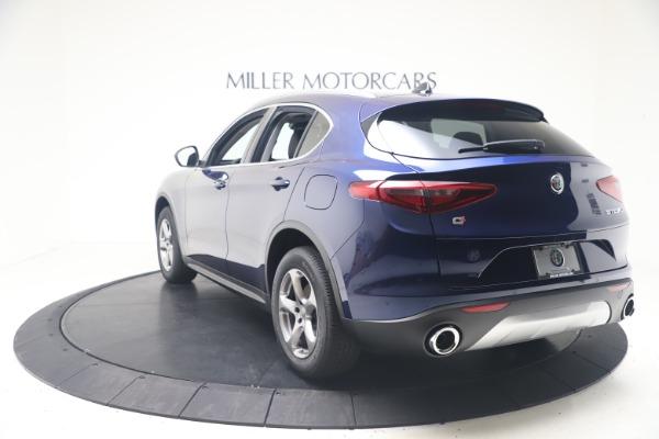 New 2021 Alfa Romeo Stelvio Q4 for sale $49,945 at Maserati of Westport in Westport CT 06880 5