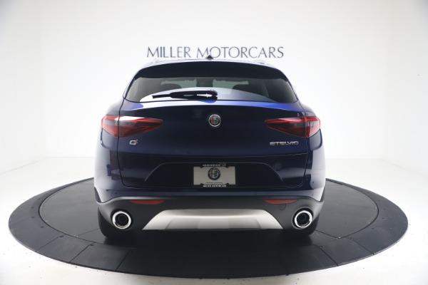 New 2021 Alfa Romeo Stelvio Q4 for sale $49,945 at Maserati of Westport in Westport CT 06880 6