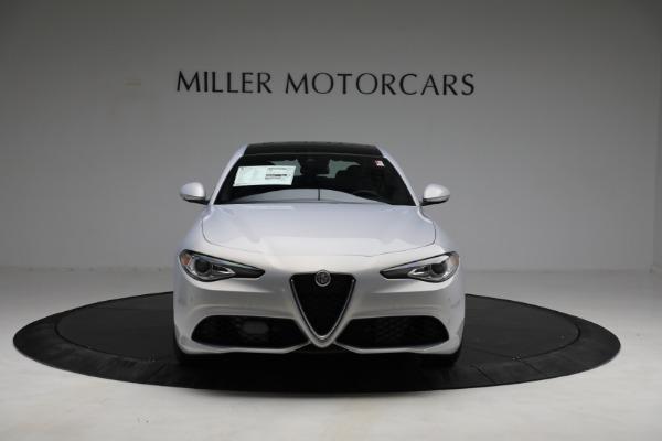 New 2021 Alfa Romeo Giulia Ti Sport Q4 for sale $53,050 at Maserati of Westport in Westport CT 06880 11