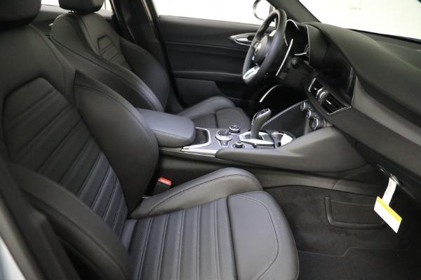 New 2021 Alfa Romeo Giulia Ti Sport Q4 for sale $53,050 at Maserati of Westport in Westport CT 06880 19