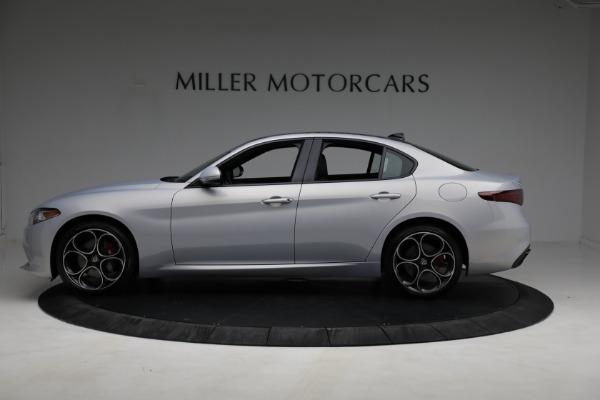 New 2021 Alfa Romeo Giulia Ti Sport Q4 for sale $53,050 at Maserati of Westport in Westport CT 06880 2