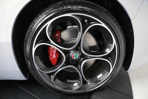 New 2021 Alfa Romeo Giulia Ti Sport Q4 for sale $53,050 at Maserati of Westport in Westport CT 06880 21