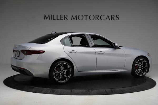New 2021 Alfa Romeo Giulia Ti Sport Q4 for sale $53,050 at Maserati of Westport in Westport CT 06880 7