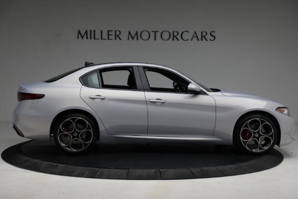 New 2021 Alfa Romeo Giulia Ti Sport Q4 for sale $53,050 at Maserati of Westport in Westport CT 06880 8