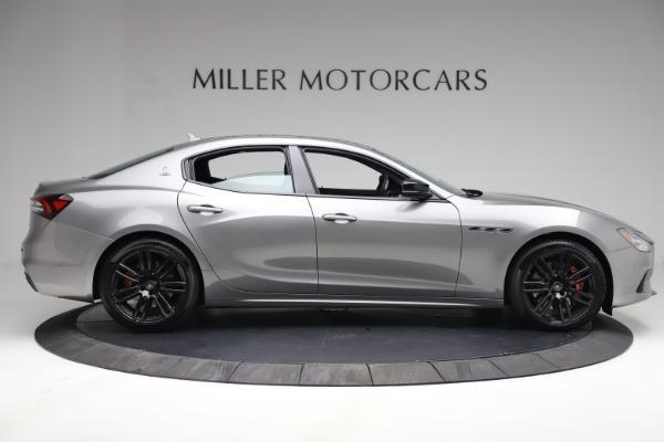 New 2021 Maserati Ghibli S Q4 for sale $90,075 at Maserati of Westport in Westport CT 06880 10
