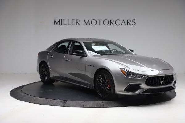New 2021 Maserati Ghibli S Q4 for sale $90,075 at Maserati of Westport in Westport CT 06880 12