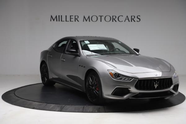New 2021 Maserati Ghibli S Q4 for sale $90,075 at Maserati of Westport in Westport CT 06880 15