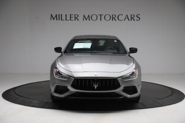 New 2021 Maserati Ghibli S Q4 for sale $90,075 at Maserati of Westport in Westport CT 06880 16