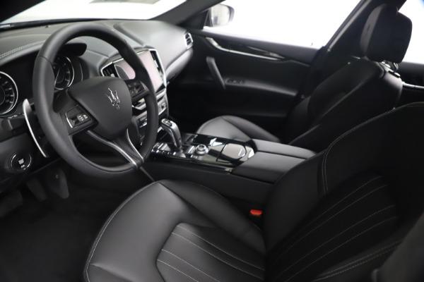 New 2021 Maserati Ghibli S Q4 for sale $90,075 at Maserati of Westport in Westport CT 06880 17