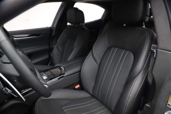 New 2021 Maserati Ghibli S Q4 for sale $90,075 at Maserati of Westport in Westport CT 06880 18