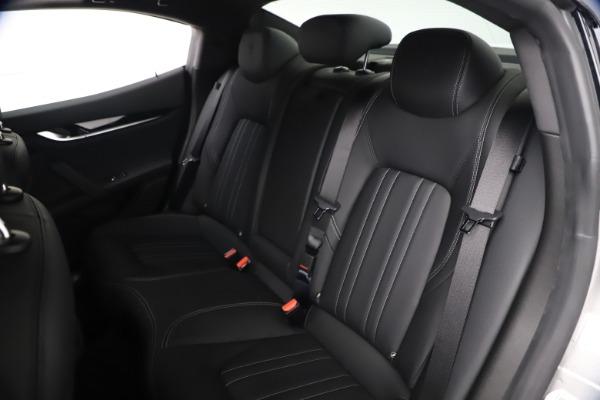 New 2021 Maserati Ghibli S Q4 for sale $90,075 at Maserati of Westport in Westport CT 06880 22