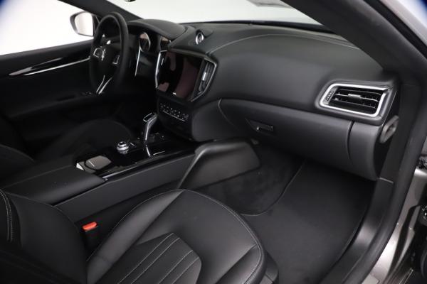New 2021 Maserati Ghibli S Q4 for sale $90,075 at Maserati of Westport in Westport CT 06880 24