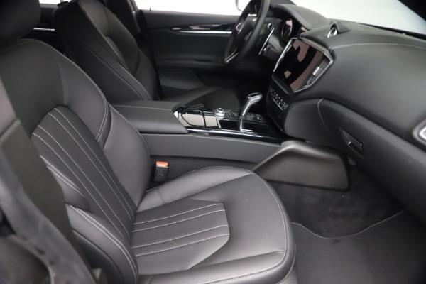 New 2021 Maserati Ghibli S Q4 for sale $90,075 at Maserati of Westport in Westport CT 06880 25