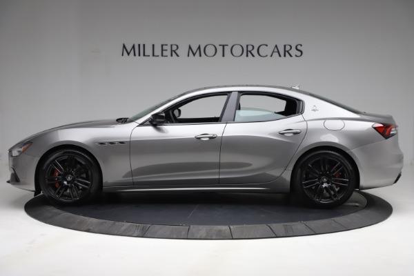 New 2021 Maserati Ghibli S Q4 for sale $90,075 at Maserati of Westport in Westport CT 06880 3
