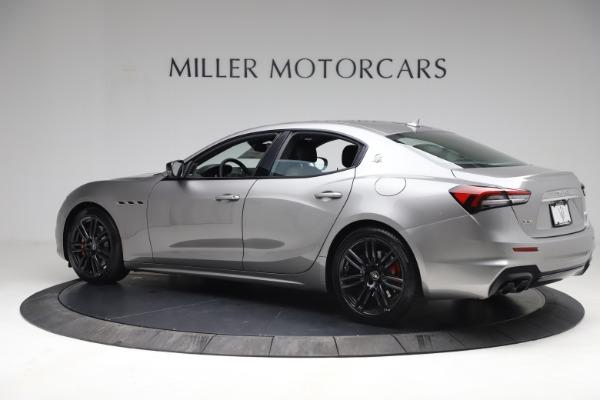 New 2021 Maserati Ghibli S Q4 for sale $90,075 at Maserati of Westport in Westport CT 06880 4