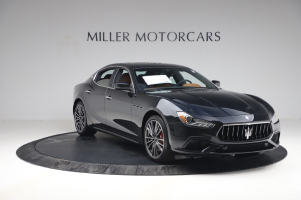 New 2021 Maserati Ghibli S Q4 for sale Call for price at Maserati of Westport in Westport CT 06880 12