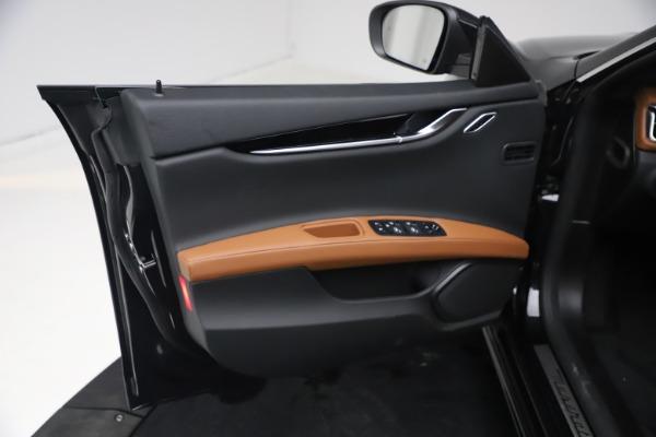New 2021 Maserati Ghibli S Q4 for sale Call for price at Maserati of Westport in Westport CT 06880 14