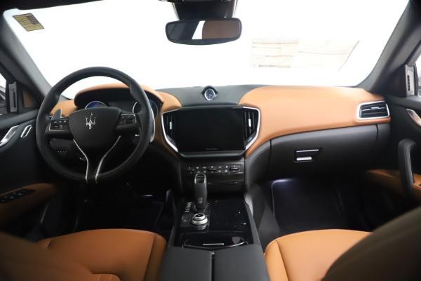 New 2021 Maserati Ghibli S Q4 for sale Call for price at Maserati of Westport in Westport CT 06880 17