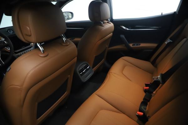 New 2021 Maserati Ghibli S Q4 for sale Call for price at Maserati of Westport in Westport CT 06880 18