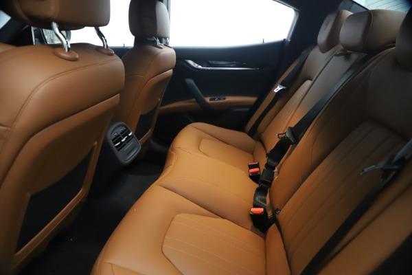 New 2021 Maserati Ghibli S Q4 for sale Call for price at Maserati of Westport in Westport CT 06880 19