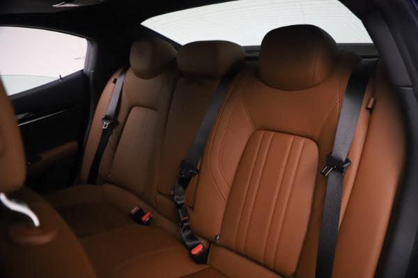 New 2021 Maserati Ghibli S Q4 for sale Call for price at Maserati of Westport in Westport CT 06880 20