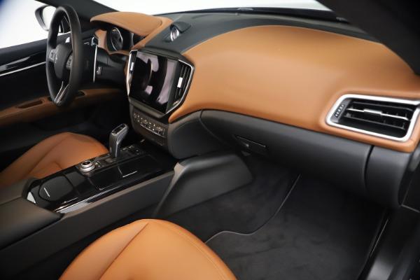 New 2021 Maserati Ghibli S Q4 for sale Call for price at Maserati of Westport in Westport CT 06880 22