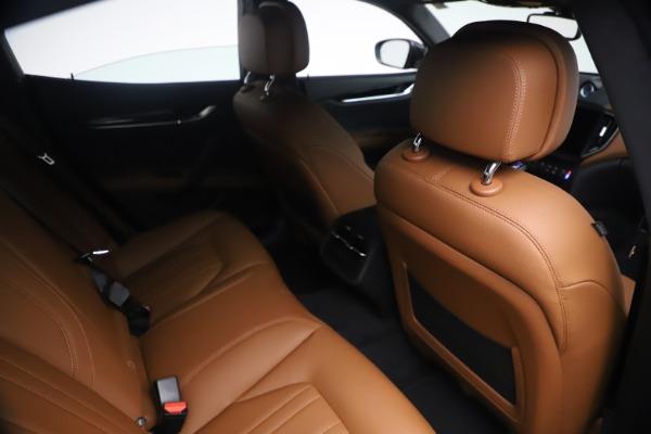 New 2021 Maserati Ghibli S Q4 for sale Call for price at Maserati of Westport in Westport CT 06880 25