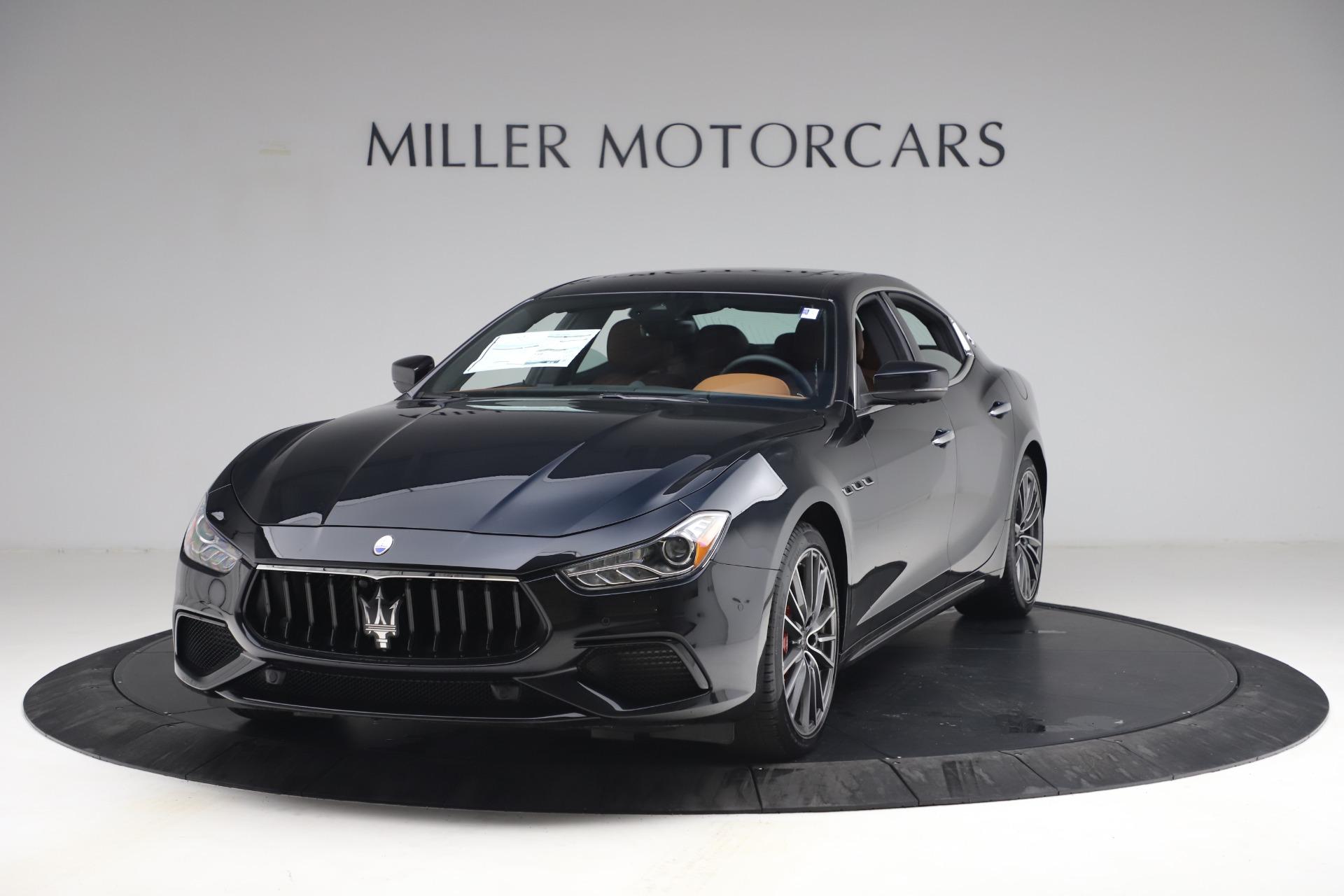 New 2021 Maserati Ghibli S Q4 for sale Call for price at Maserati of Westport in Westport CT 06880 1