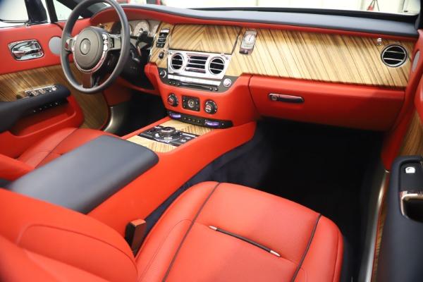 Used 2016 Rolls-Royce Dawn for sale $269,900 at Maserati of Westport in Westport CT 06880 19