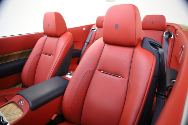 Used 2016 Rolls-Royce Dawn for sale $269,900 at Maserati of Westport in Westport CT 06880 20