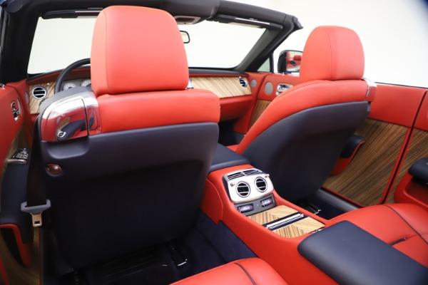 Used 2016 Rolls-Royce Dawn for sale $269,900 at Maserati of Westport in Westport CT 06880 24
