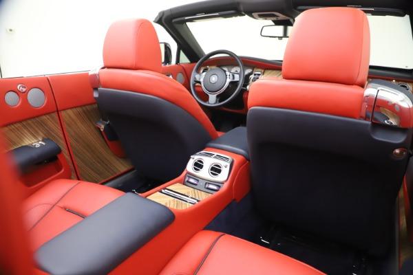 Used 2016 Rolls-Royce Dawn for sale $269,900 at Maserati of Westport in Westport CT 06880 25