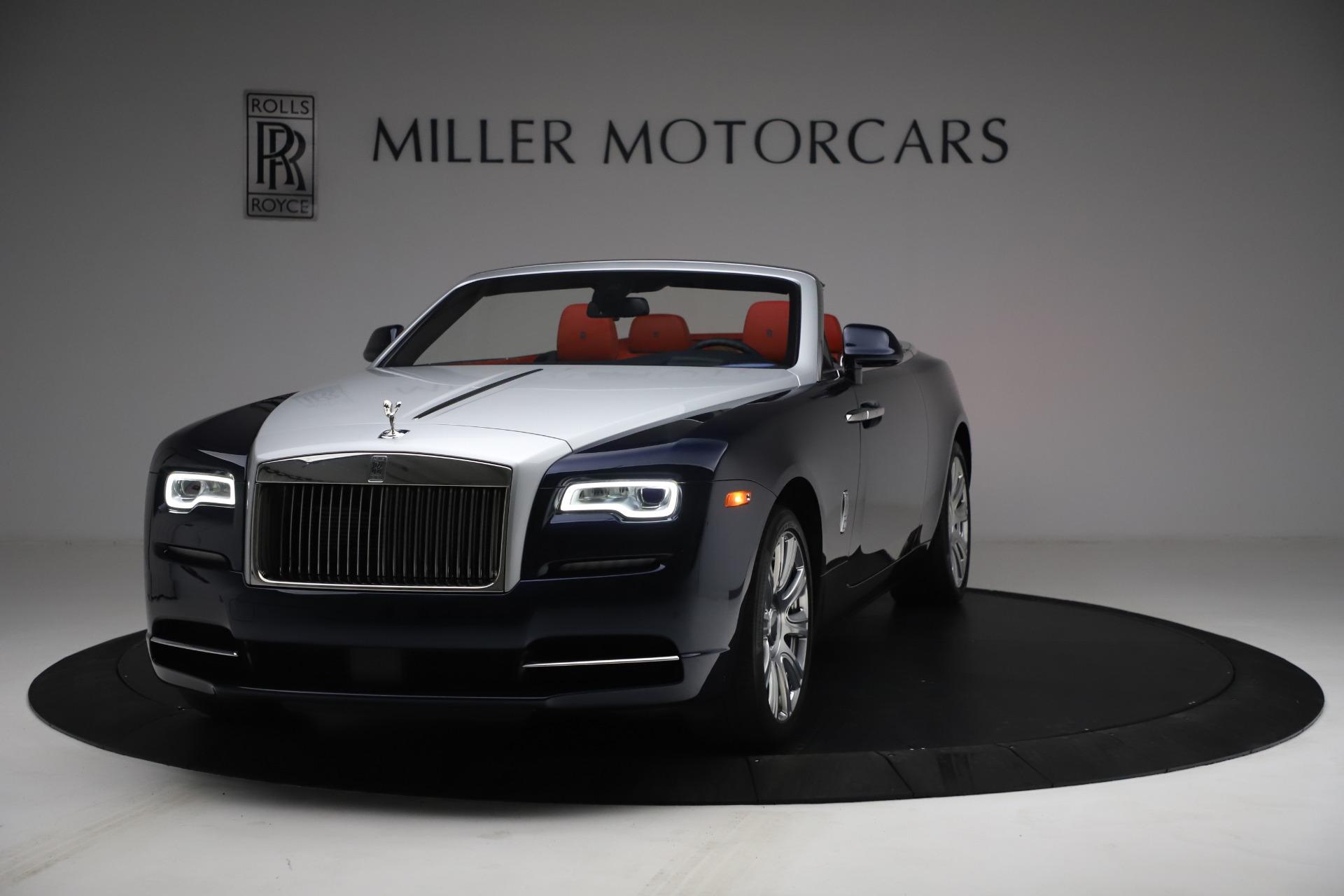 Used 2016 Rolls-Royce Dawn for sale $269,900 at Maserati of Westport in Westport CT 06880 1