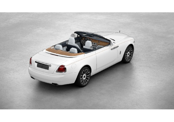 New 2021 Rolls-Royce Dawn for sale Call for price at Maserati of Westport in Westport CT 06880 3