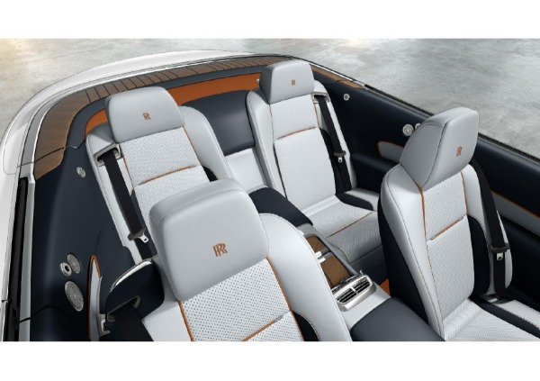 New 2021 Rolls-Royce Dawn for sale Call for price at Maserati of Westport in Westport CT 06880 4