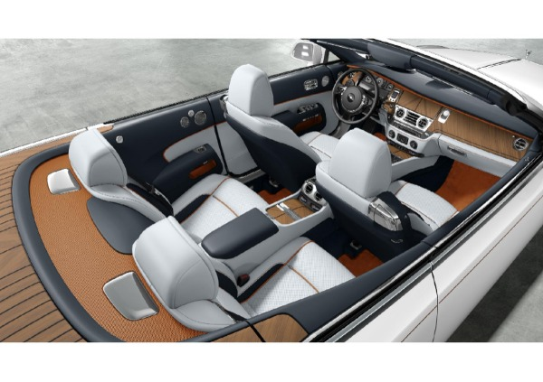New 2021 Rolls-Royce Dawn for sale Call for price at Maserati of Westport in Westport CT 06880 6