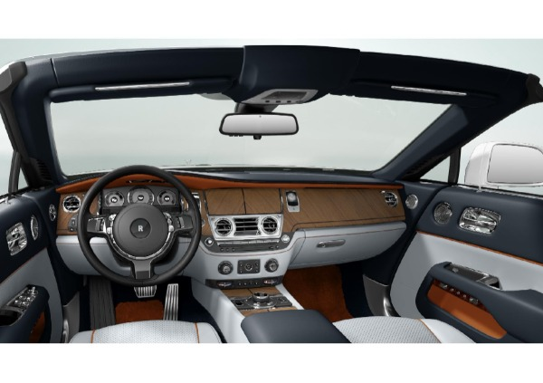 New 2021 Rolls-Royce Dawn for sale Call for price at Maserati of Westport in Westport CT 06880 7