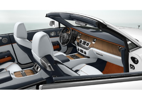 New 2021 Rolls-Royce Dawn for sale Call for price at Maserati of Westport in Westport CT 06880 8