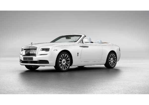 New 2021 Rolls-Royce Dawn for sale Call for price at Maserati of Westport in Westport CT 06880 1