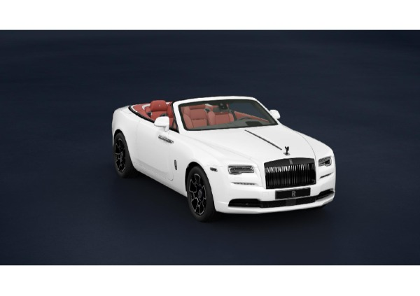 New 2021 Rolls-Royce Dawn Black Badge for sale Call for price at Maserati of Westport in Westport CT 06880 2