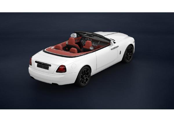 New 2021 Rolls-Royce Dawn Black Badge for sale Call for price at Maserati of Westport in Westport CT 06880 3