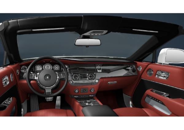 New 2021 Rolls-Royce Dawn Black Badge for sale Call for price at Maserati of Westport in Westport CT 06880 4