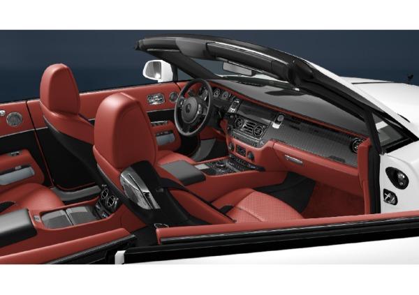 New 2021 Rolls-Royce Dawn Black Badge for sale Call for price at Maserati of Westport in Westport CT 06880 5