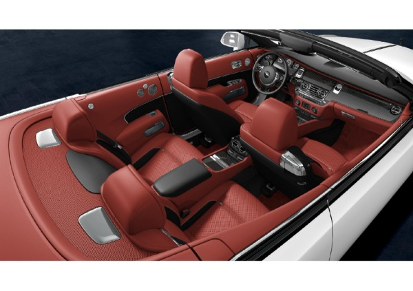 New 2021 Rolls-Royce Dawn Black Badge for sale Call for price at Maserati of Westport in Westport CT 06880 6