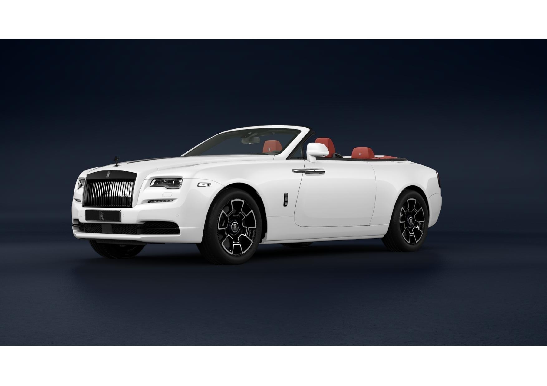 New 2021 Rolls-Royce Dawn Black Badge for sale Call for price at Maserati of Westport in Westport CT 06880 1