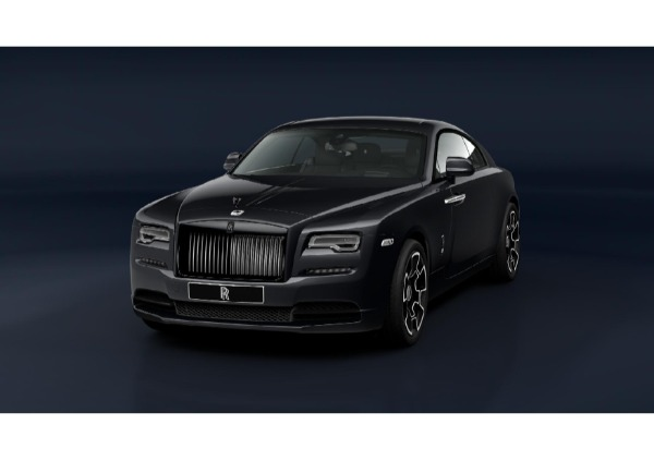 New 2021 Rolls-Royce Wraith Black Badge for sale Call for price at Maserati of Westport in Westport CT 06880 2